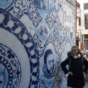 Delft Blue Free tour Delft