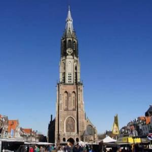 Markt Free Walking Tour Delft