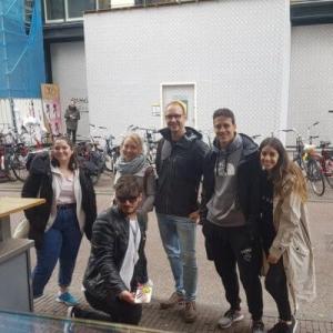 Guide free tour Delft
